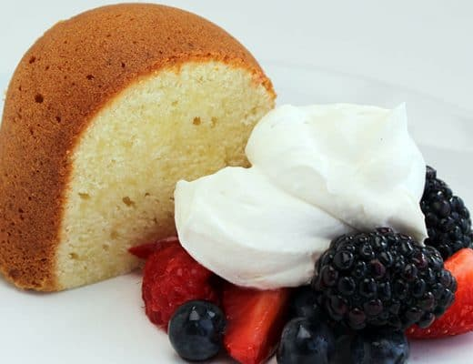 The Secret Formula for Perfect Pound Cake Recipe | The Foodie Eats