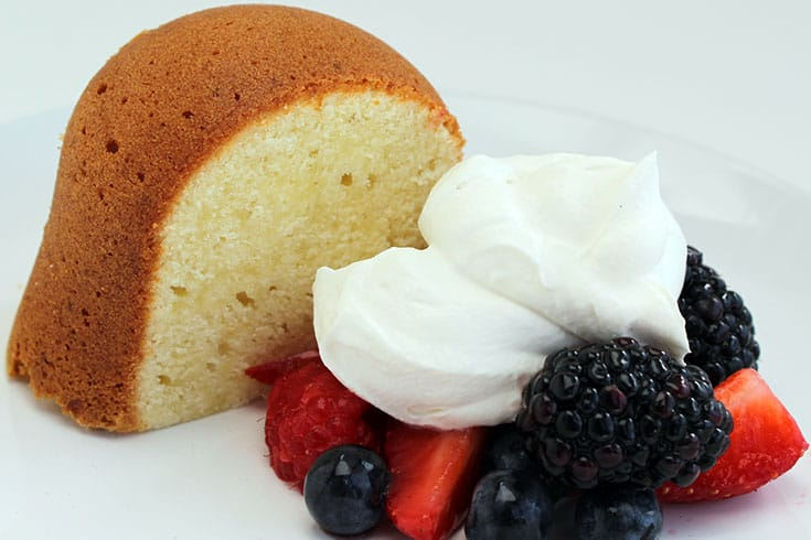 The Secret Formula for Perfect Pound Cake Recipe   The Foodie Eats