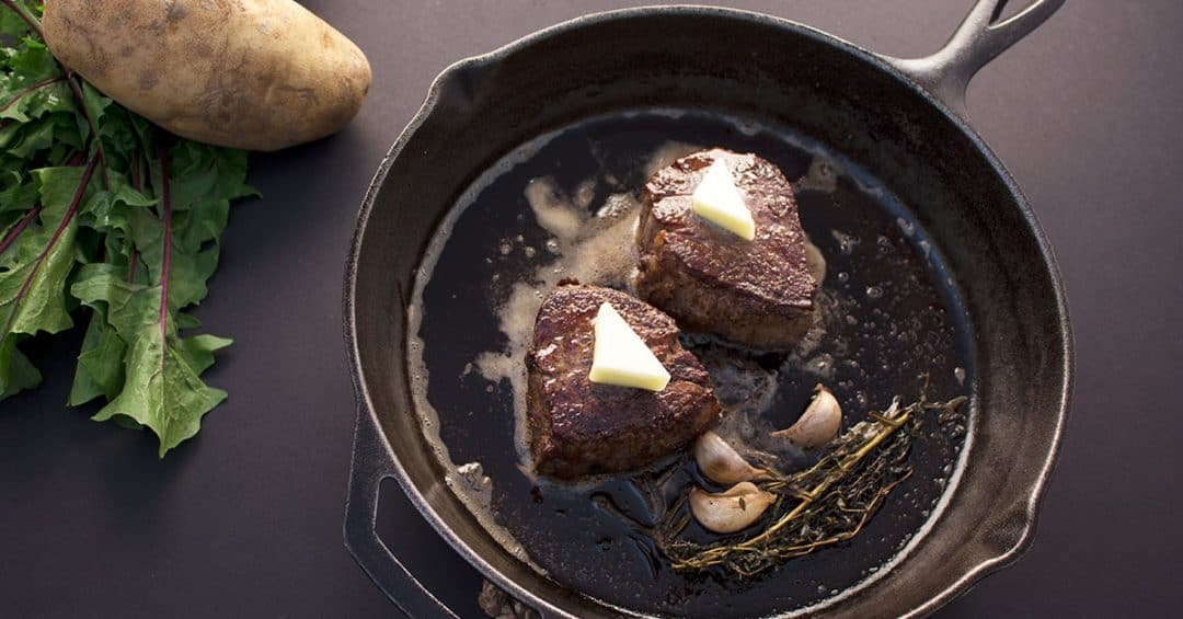 How to Make a Happy Wife: Filet Mignon | The Foodie Eats