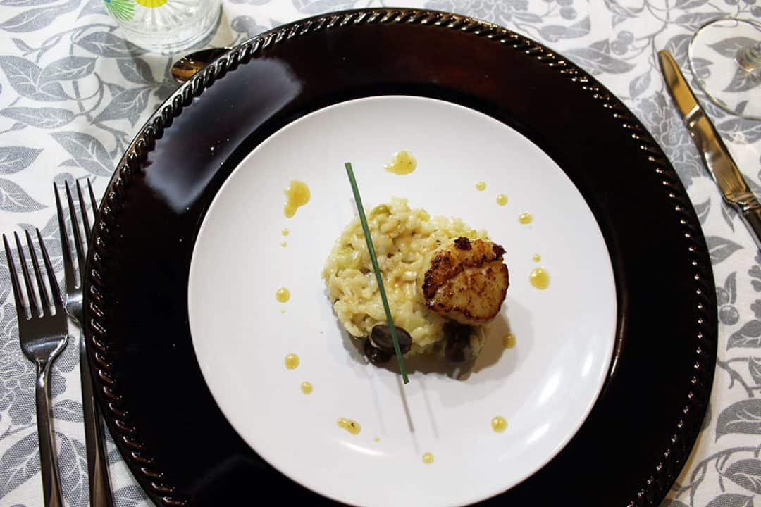 Private Chef Dinner Parties   The Foodie Eats