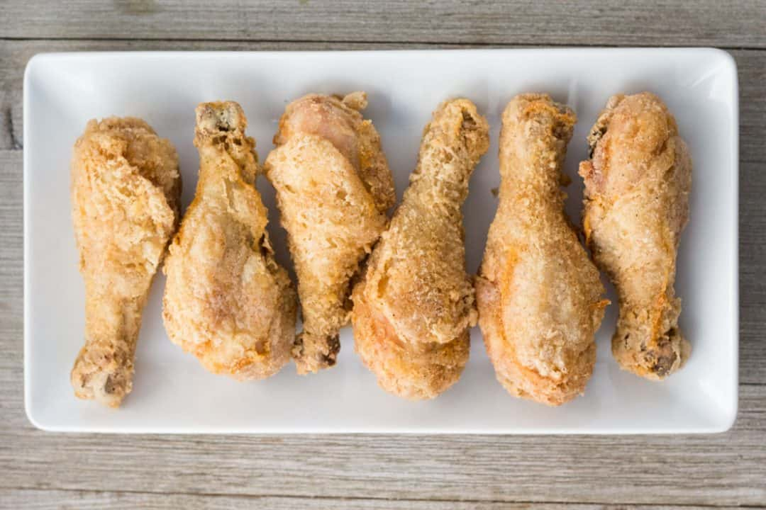 Gluten-Free Fried Chicken | The Foodie Eats