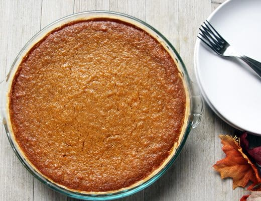 Sweet Potato Pie | The Foodie Eats