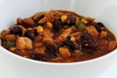 Instant Pot Chicken Chili   The Foodie Eats