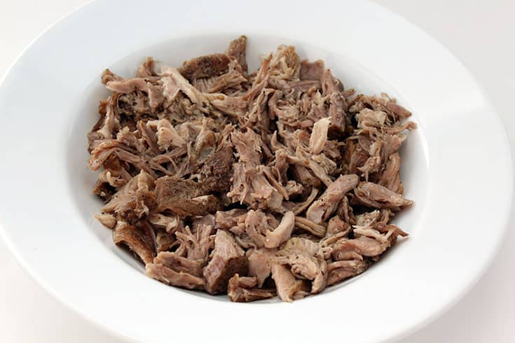 Pressure Cooker Pulled Pork | The Foodie Eats