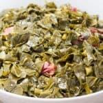 Pressure Cooker Collard Greens | The Foodie Eats