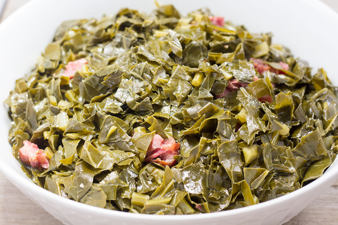 Pressure Cooker Collard Greens - Southern Style - The ...