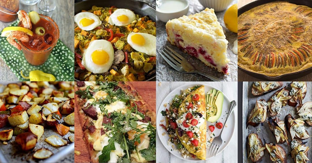 Brunch Recipes | The Foodie Eats