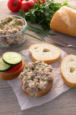 Pressure Cooker Chicken Salad | The Foodie Eats