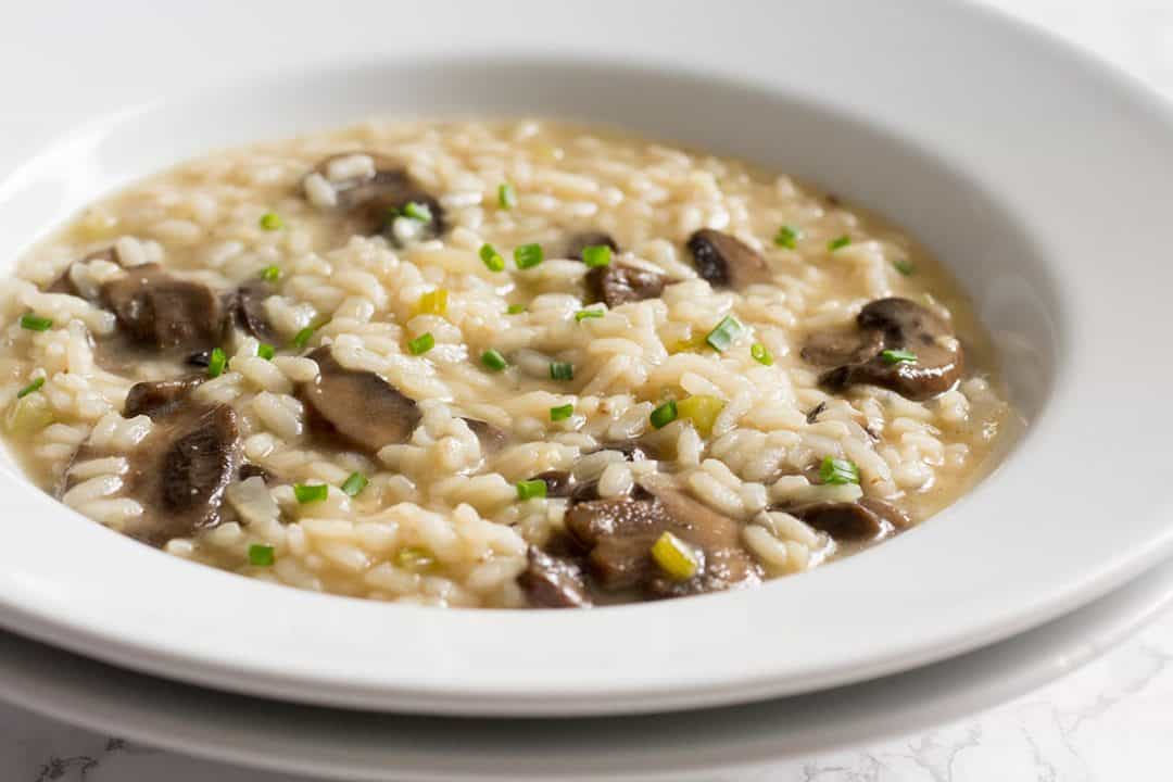 how to cook risotto in rice cooker