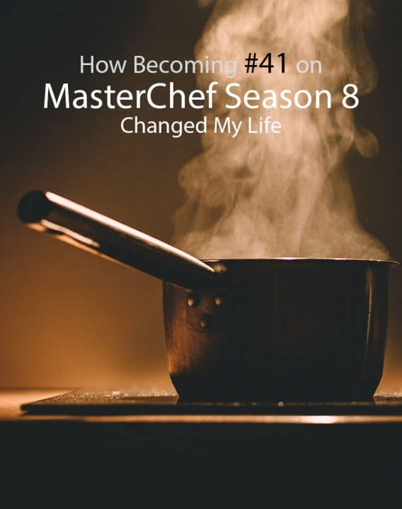 How Becoming #41 on MasterChef Season 8 Changed My Life | The Foodie Eats