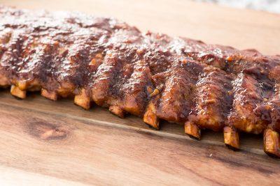 Pressure Cooker Ribs | The Foodie Eats