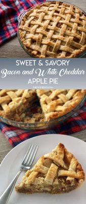 Sweet & Savory Apple Pie   The Foodie Eats