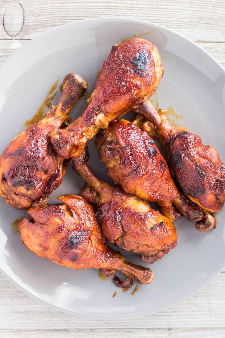 Pressure Cooker BBQ Chicken: 3 Ingredients, 3 Easy Steps! Indoor BBQ | Instant Pot | Pressure Cooker | Easy Summer Recipe
