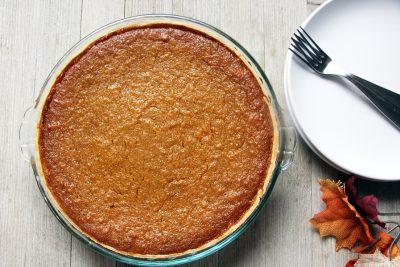 Sweet Potato Pie | The Foodie Eats