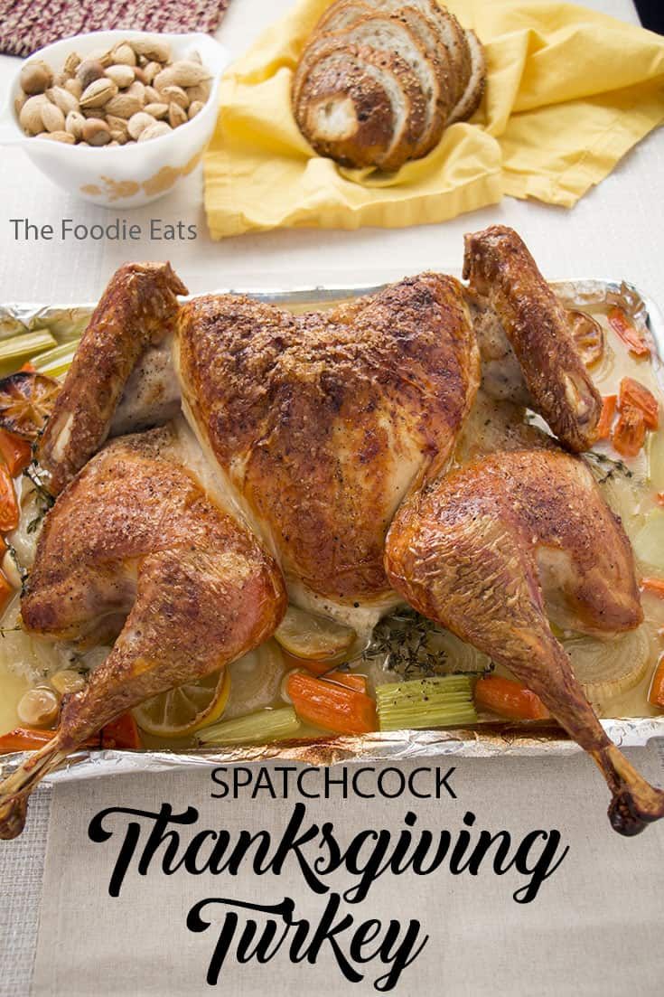 Thanksgiving Turkey | The Foodie Eats