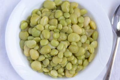 Instant Pot Baby Lima Beans   The Foodie Eats