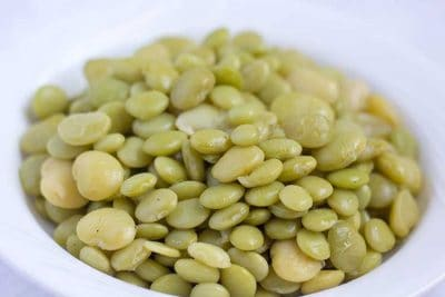 Instant Pot Baby Lima Beans | The Foodie Eats