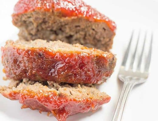 Pressure Cooker Meatloaf | The Foodie Eats