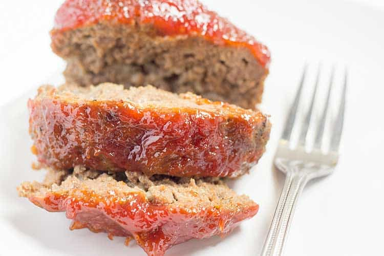 Pressure Cooker Meatloaf | The Foodie Eats