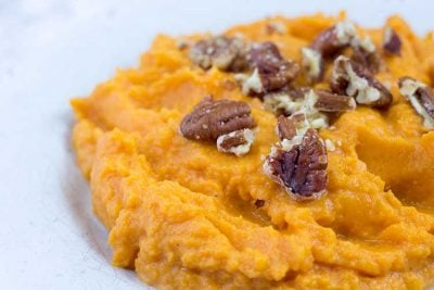 Pressure Cooker Sweet Potatoes | The Foodie Eats