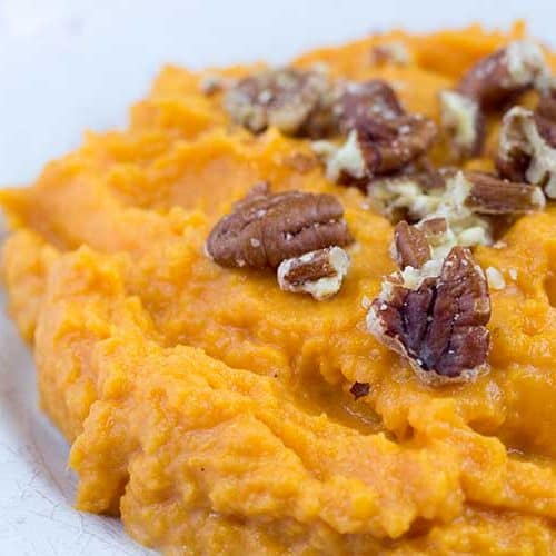 Pressure Cooker Sweet Potatoes | The Foodie Eats