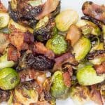 Maple Bacon Brussels Sprouts   The Foodie Eats