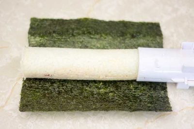 Vegan Sushi Recipe | The Foodie Eats