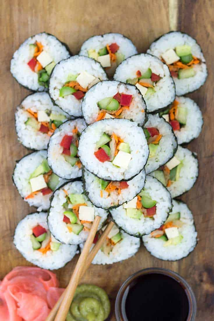Sushezi sushi recipes