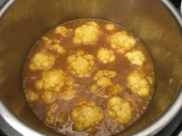 Instant Pot Pumpkin Soup | The Foodie Eats