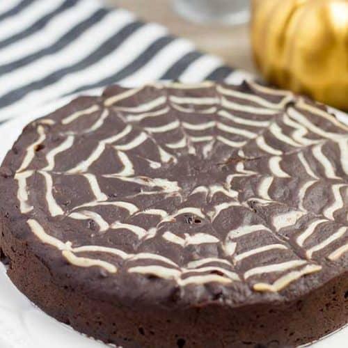 Halloween Brownies in the Instant Pot | The Foodie Eats