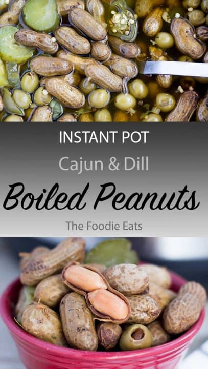 Boiled Peanuts image for Pinterest.