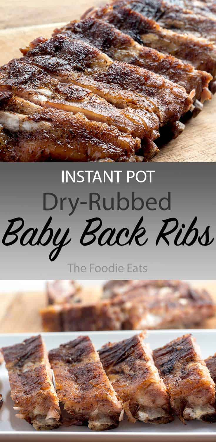 baby back ribs image for Pinterest