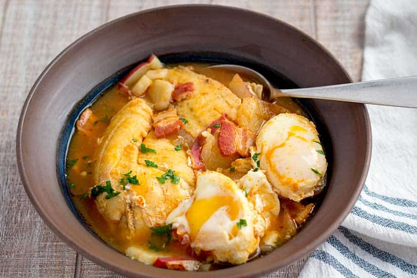 Instant Pot Fish Stew